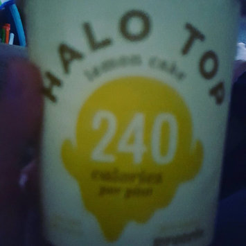 Photo of Halo Top Lemon Cake Ice Cream uploaded by Desiree Y.