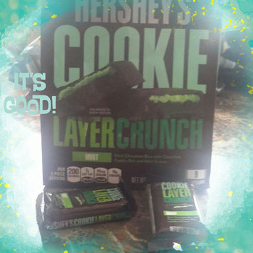 Hershey's Mint Cookie Layer Crunch Chocolate Bars 6.3 oz. Bag uploaded by Crystal D.