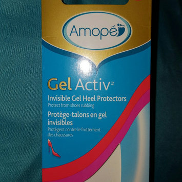 Amope GelActiv™ Invisible Gel Heel Protectors 1 pr. Carded Pack uploaded by Ashanti S.