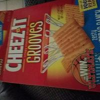 Cheez-It Grooves® Zesty Cheddar Ranch Crispy Cracker Chips 1 oz. Pack uploaded by Elisha B.