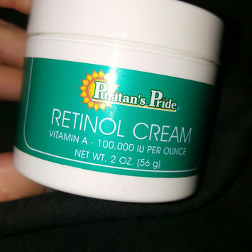 Photo uploaded to Puritan's Pride 2 Units of Retinol Cream (Vitamin A 100,000 IU Per Ounce)-2 oz-Cream by J B.