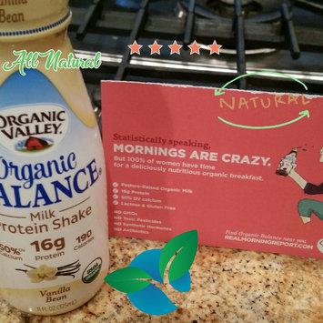 Organic Valley Organic Balance Milk Protein Shake Vanilla Bean uploaded by Mary C.