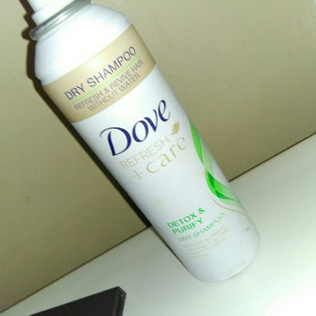 Dove Detox & Purify Dry Shampoo uploaded by Amber B.