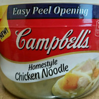 Campbells Campbell's Homestyle Chicken Noodle Soup Bowl 15.45 oz uploaded by Denise G.