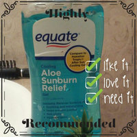 Equate Aloe Sunburn Relief Gel uploaded by Tracie C.