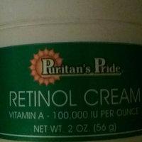 Puritan's Pride 2 Units of Retinol Cream (Vitamin A 100,000 IU Per Ounce)-2 oz-Cream uploaded by Ronette B.