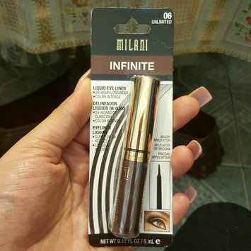 Photo of Milani Infinite Liquid Eyeliner uploaded by Cristal A.
