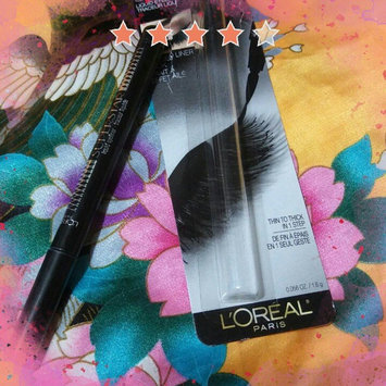 L'Oréal Voluminous Superstar™ Liner 202 Black uploaded by Robert J.