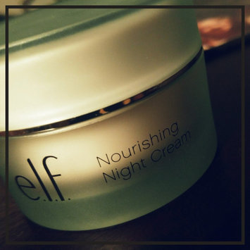 Photo of e.l.f. Skincare Nourishing Night Cream uploaded by Trina J.