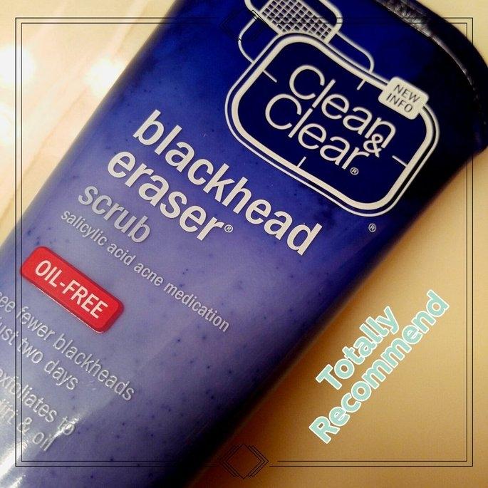 Clean & Clear Blackhead Eraser uploaded by Trina J.