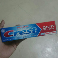 Crest Cavity Protection Toothpaste - Regular, 5.4 oz uploaded by Pearl C.