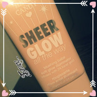 Hard Candy Sheer Glow All the Way Face & Body Illuminator, 1.8 fl oz uploaded by Trina J.