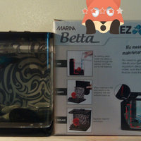 Marina Betta EZ Care Black Aquarium Kit, 0.7 Gallon () uploaded by Utica W.