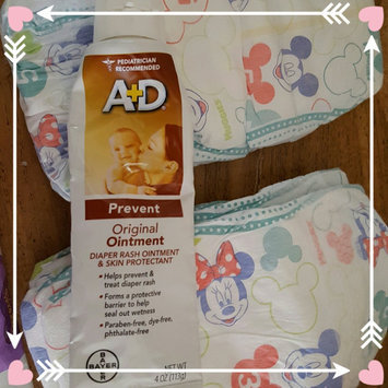 Photo of A+D Diaper Rash & Skin Protectant Original Ointment uploaded by Alexandria P.