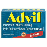 Advil Caplets 200 Count - WYETH CONSUMER HEALTHCARE uploaded by Rendi D.
