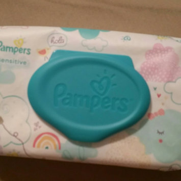 Photo of Pampers Sensitive Wipes Travel Pack, 56 ea uploaded by Ashley W.