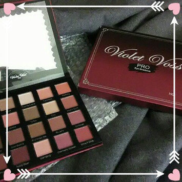 Photo of Violet Voss Eye Shadow Palette uploaded by Morgan R.