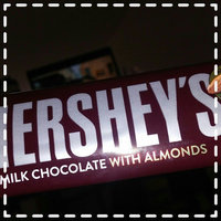 Hershey's  Milk Chocolate with Almonds uploaded by Citlalli t.