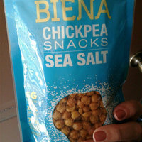 Biena Chickpea Snacks, Sea Salt Roasted, 5 Oz uploaded by Carrie S.