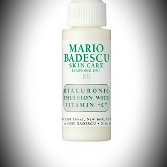 Mario Badescu Hyaluronic Emulsion with Vitamin C uploaded by Julie G.