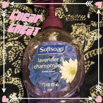 Photo of Softsoap® Crisp Cucumber & Melon Liquid Hand Soap uploaded by Tracie C.