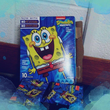 Betty Crocker Nickelodeon SpongeBob SquarePants Fruit Flavored Snacks - 10 CT uploaded by Chasity R.