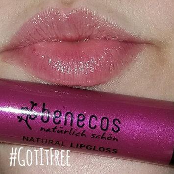 Photo of Benecos - Natural Lip Gloss Rose Garden - 5 ml. uploaded by Christi A.