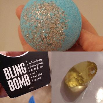 Photo of Da Bomb Bath Fizzers Bling Bomb Bath Soak uploaded by Jennifer T.