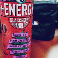 V8® +Energy Blackberry Cranberry Lightly Carbonated Juice uploaded by Elizabeth C.
