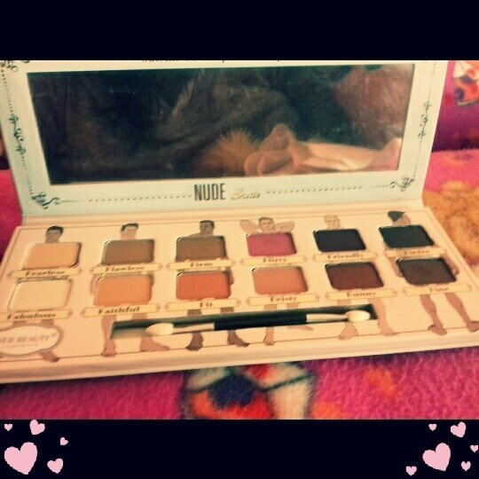 Thebalm the Balm Nude Dude Palette uploaded by Ayumi G.