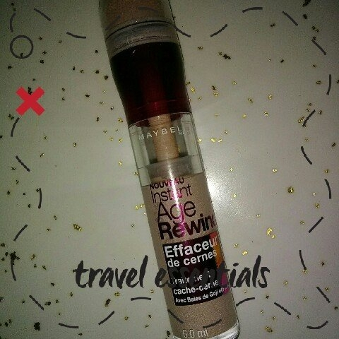 Maybelline New York Instant Age Rewind Eraser Treatment Makeup uploaded by Sheila M.
