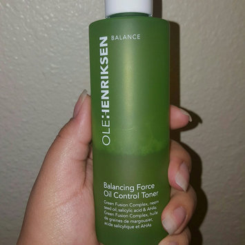 Photo of Ole Henriksen Balancing Force™ Oil Control Toner uploaded by Wendy R.