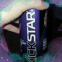 Mountain Dew® Kickstart™ Energizing Midnight Grape 16 fl. oz. Can uploaded by Kaylee B.