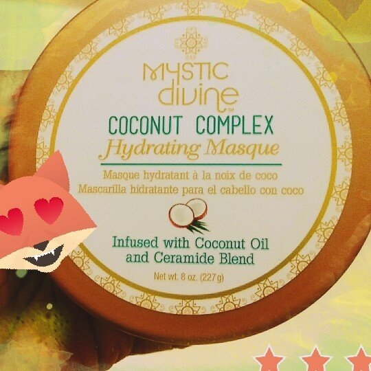 Mystic Divine Coconut Complex Hydrating Treatment Creme uploaded by Ruth D.