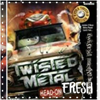 Twisted Metal: Head On GH (Sony PSP) uploaded by sally s.