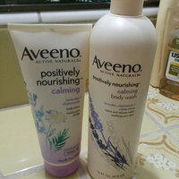 Aveeno Positively Nourishing Calming Body Wash uploaded by Kenia A.