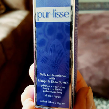 Purlisse Daily Lip Nourisher With Mango and Shea Butter uploaded by Lindsay D.