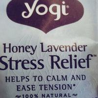 Yogi Tea Honey Lavender Stress Relief uploaded by Alyssa B.