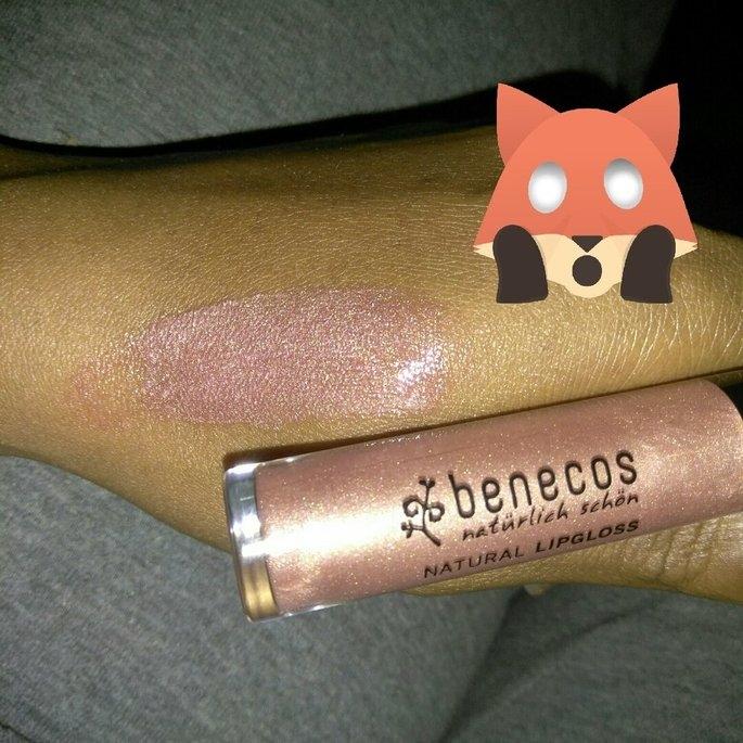 Benecos - Natural Lip Gloss Rose Garden - 5 ml. uploaded by Ashiah W.