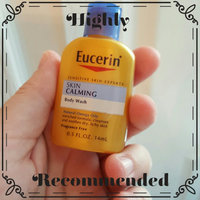 Eucerin Skin Calming Dry Skin Body Wash with Natural Omega Oils Fragrance Free uploaded by Elizabeth L.