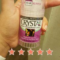 Crystal Body Deodorant Stick - 4.25 oz uploaded by Monique H.
