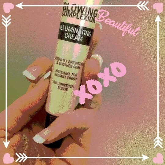 City Color Cosmetics Glowing Complexion Illuminating Cream uploaded by Rachel M.