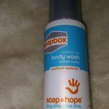 Photo of SoapBox Soaps Sea Minerals Body Wash uploaded by Holly N.