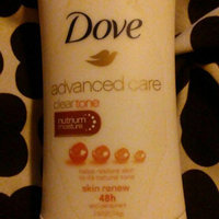 Dove Advanced Care Nourished Beauty Antiperspirant uploaded by Angela S.