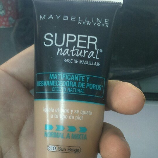 Maybelline Super Natural Mat uploaded by luz denise b.