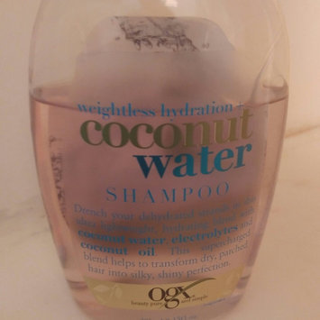 OGX® Coconut Water Shampoo uploaded by Tracy T.