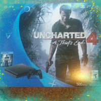 Playstation 4 500GB Uncharted: The Nathan Drake Collection Bundle uploaded by carly k.