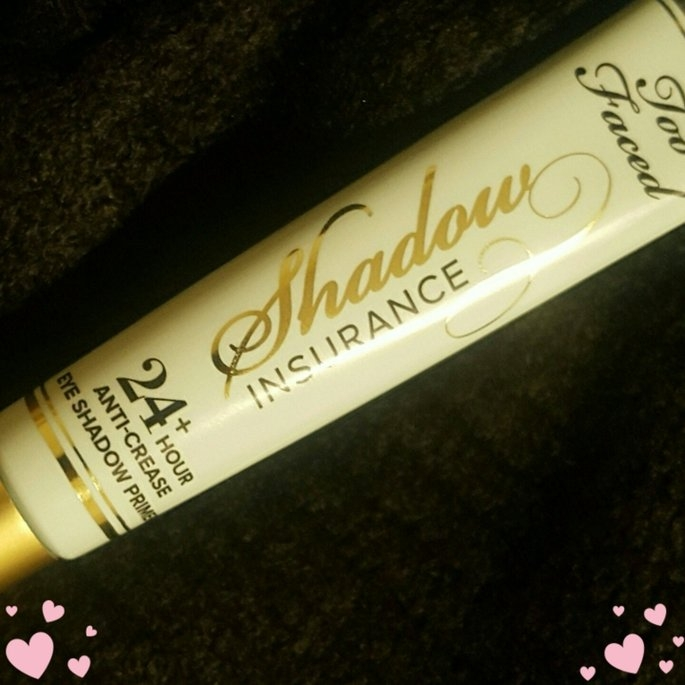 Too Faced Shadow Insurance uploaded by Tina H.