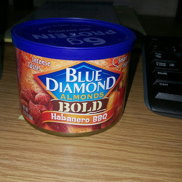 Photo of Blue Diamond® Bold Almonds Habanero BBQ uploaded by Meredith D.