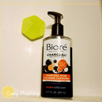 Biore® Charcoal Acne Clearing Cleanser uploaded by Amber L.